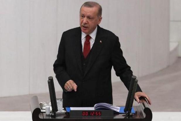 Turkse president Erdogan haalt opnieuw uit naar Griekenland en Europese Unie