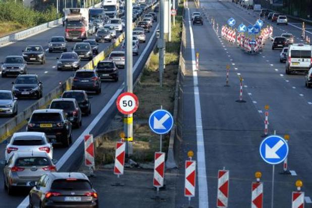Bijna 40 snelwegwerven in 2020