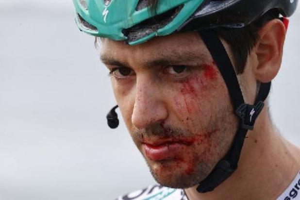 Tour d'Italie - Légère commotion cérébrale pour Emanuel Buchmann