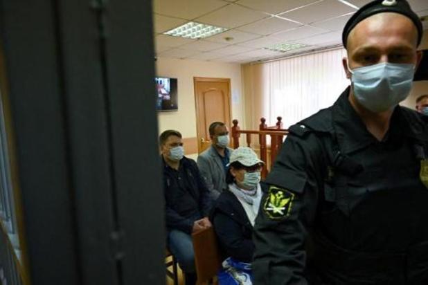 Décès du PDG de Total en Russie: de 5 à 6 ans de prison pour trois accusés