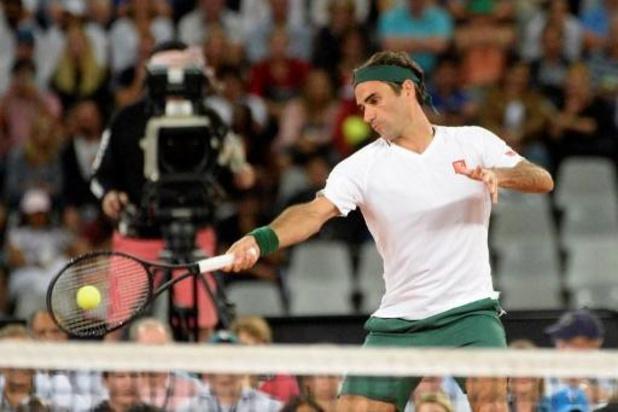 Open d'Australie: Roger Federer renonce pour la première fois de sa carrière