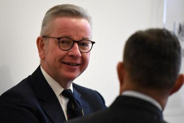 Britse regering dreigt ermee onderhandelingstafel in juni te verlaten