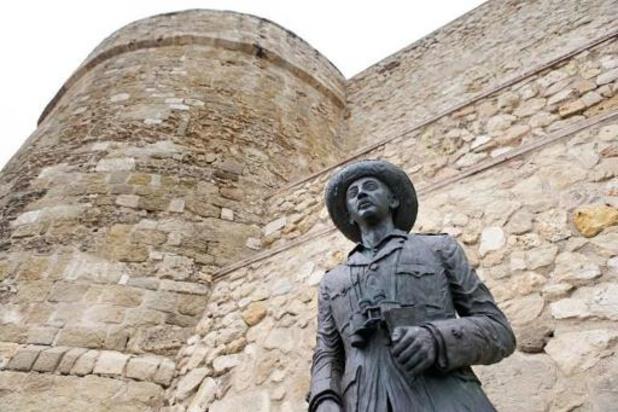 Espagne: la dernière statue du dictateur Francisco Franco déboulonnée à Melilla