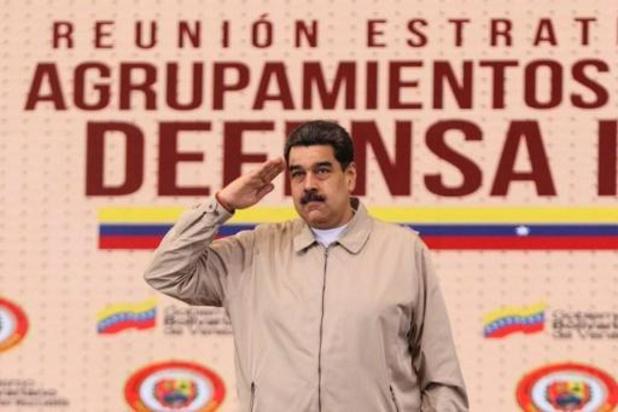 Washington place sur liste noire sept responsables vénézuéliens