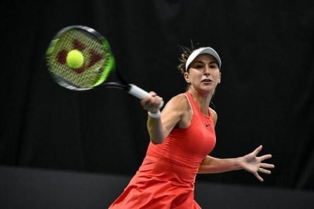 Coronavirus - La Suissesse Belinda Bencic, 8e mondiale, renonce elle aussi à l'US Open