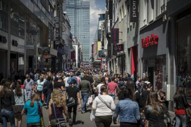 Bevolking stijgt in Vlaanderen met 0,3 procent tot 6,65 miljoen