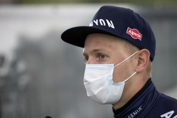 Tirreno-Adriatico - Tim Merlier heureux d'une victoire conquise après des jours difficiles