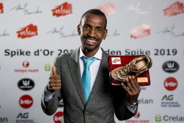 Bashir Abdi, premier européen à s'imposer au 10km à Madrid depuis 2003