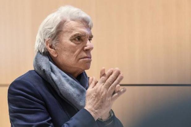 Franse zakenman Bernard Tapie overleden
