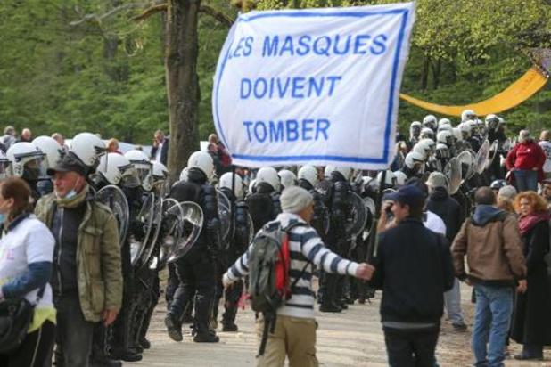 Brusselse politie ontvangt aanvraag voor La Boum 3 op 29 mei