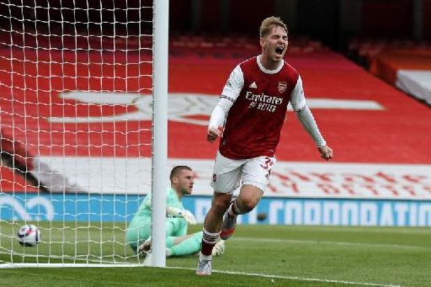 Premier League - Degradatie is een feit voor West Bromwich na verliespartij bij Arsenal