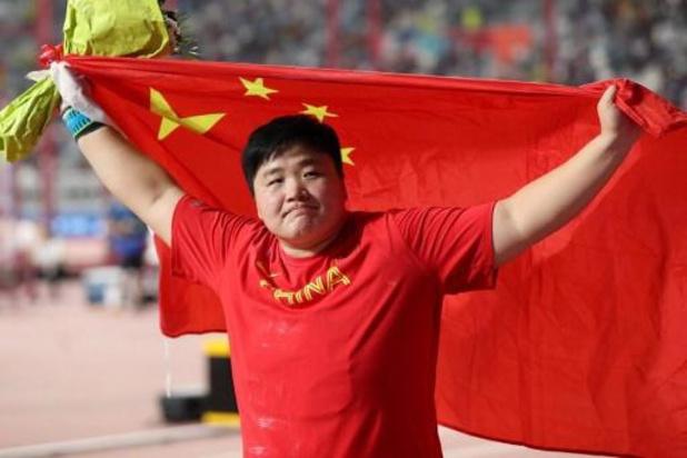 Coronavirus - China herademt met eerste atletiekmeeting