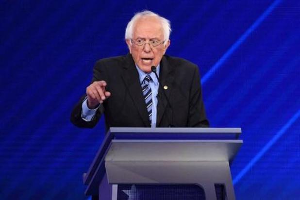 Amerikaanse presidentsverkiezingen in 2020 - Bernie Sanders had hartaanval