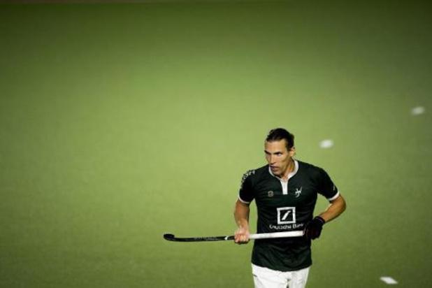 Belgian Men Hockey League - Waterloo Ducks winnen met 3-4 topper tegen Léopold