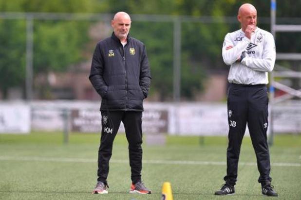Jupiler Pro League: plusieurs clubs vont reprendre l'entraînement dès lundi