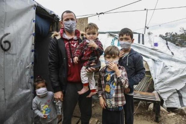 UNHCR wil vluchtelingenkampen in Griekenland voor deel evacueren