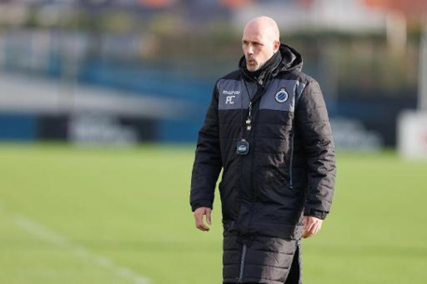 """""""Nous n'allons pas jouer pour prendre un point"""", note Philippe Clement avant Bruges-Zenit"""