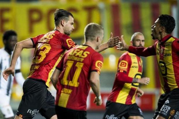 Jupiler Pro League - KV Mechelen en Charleroi spelen 3-3 gelijk