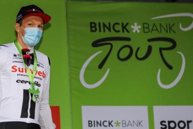"""BinckBank Tour - Sören Kragh Andersen: """"Mathieu était simplement le plus fort"""""""