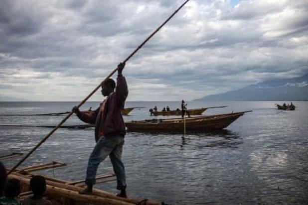 Elf doden bij schipbreuk op Tanganyikameer