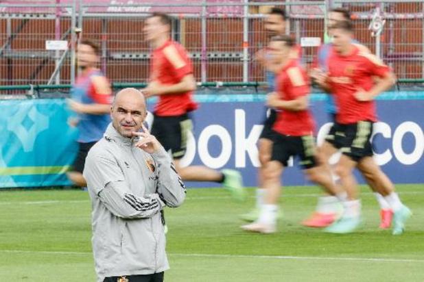 Alle ogen op Martinez voor eerste selectie na EURO 2020