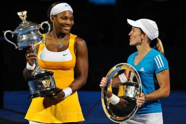 Justine Henin 9e meilleure joueuse de tennis de tous les temps selon Tennis Channel