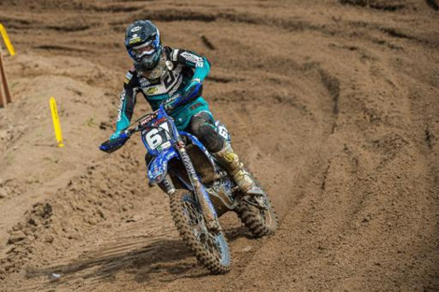 Spanjaard Jorge Prado (KTM) pakt zege in MXGP