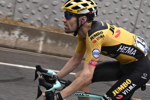 Tour de France - Dumoulin ne blâme pas le jury après une première étape mouvementée