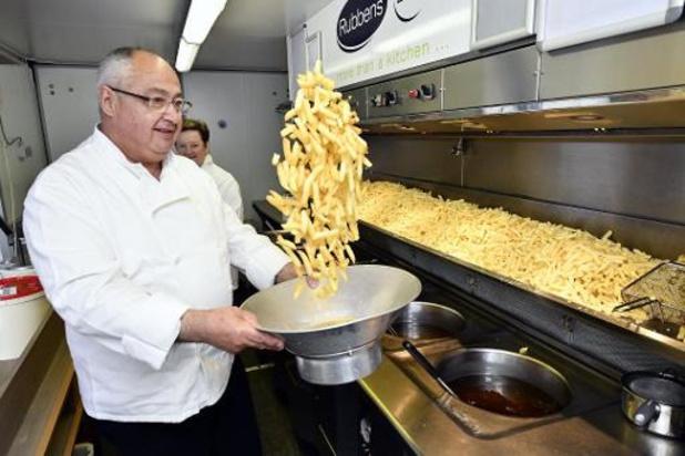 België blijft grootste uitvoerder van frieten