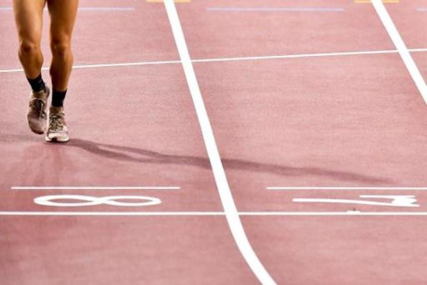 La Fédération internationale d'athlétisme suspend le processus de réadmission de la Russie