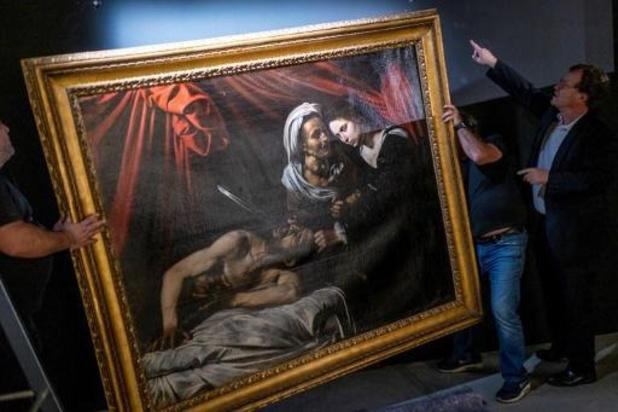 Spanje blokkeert verkoop van schilderij dat een Caravaggio zou kunnen zijn