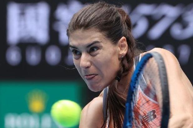 """WTA Istanbul - Cirstea a battu Mertens en finale : """"Je ne suis plus aussi stressée et j'aime la bagarre"""""""
