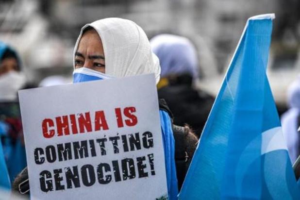 La majorité wallonne et le cdH condamnent les violences commises contre les Ouïghours