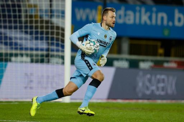 Gouden Schoen - Club Brugge-sluitstuk Simon Mignolet kroont zich opnieuw tot Doelman van het Jaar