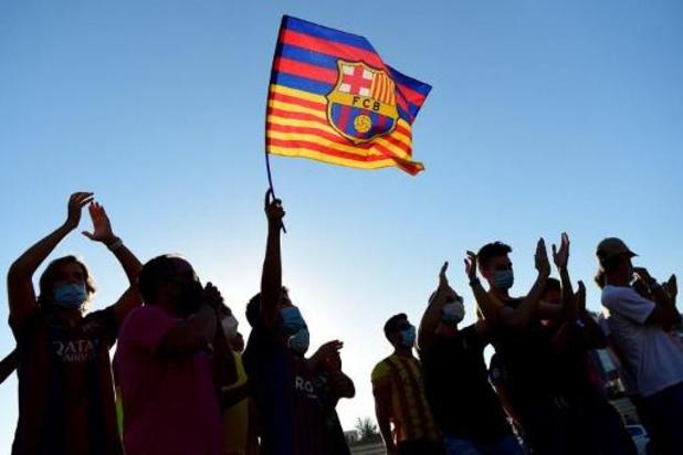 L'élection du nouveau président du FC Barcelone aura lieu le 7 mars