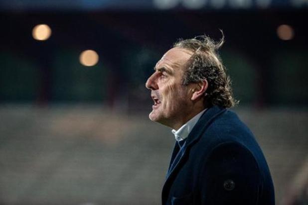 Luka Elsner volgt Yves Vanderhaeghe op als coach van KV Kortrijk
