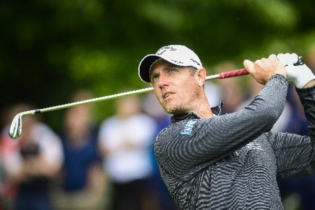 Cazoo Open golf - Nicolas Colsaerts terug in top tien na sterke derde ronde