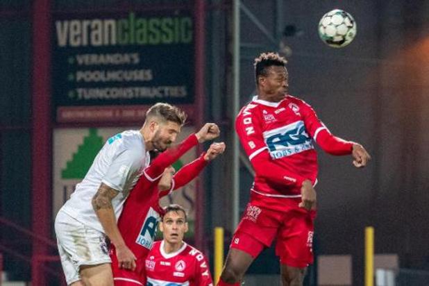 Jupiler Pro League - Partage entre Courtrai et le Beerschot au terme match fou