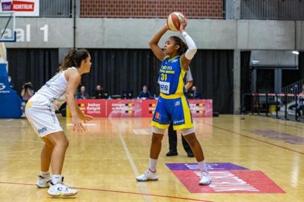 EuroCoupe FIBA (d) - Les Castors Braine s'inclinent face à Valence et sont éliminés