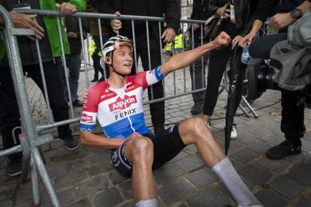 BinckBank Tour - Mathieu van der Poel voegt ook Gent-Wevelgem aan zijn programma toe