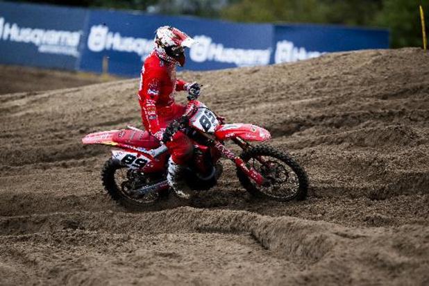 Pas de championnat de Belgique de motocross cette année