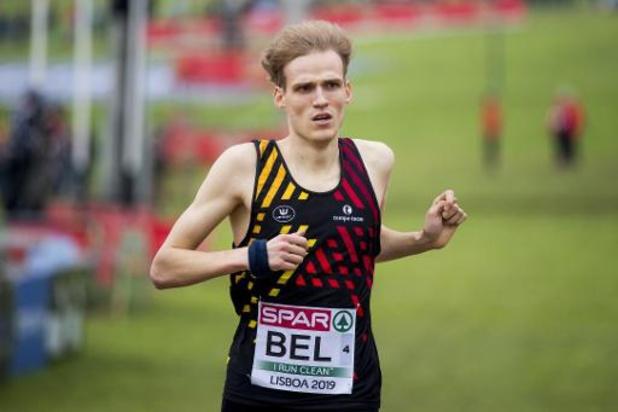 World Indoor Tour Glasgow - Jonge Eliott Crestan mag zich derde Belg aller tijden noemen op 800 meter