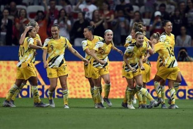 Le tournoi de qualification olympique de foot féminin déplacé de la Chine à l'Australie