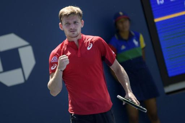 David Goffin in kwartfinales op ATP-toernooi Tokio