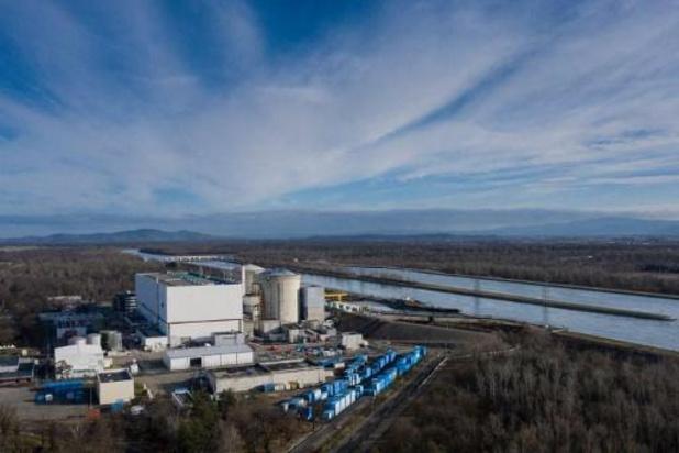 Deel personeel zou sluiting van oudste Franse kerncentrale willen tegenhouden