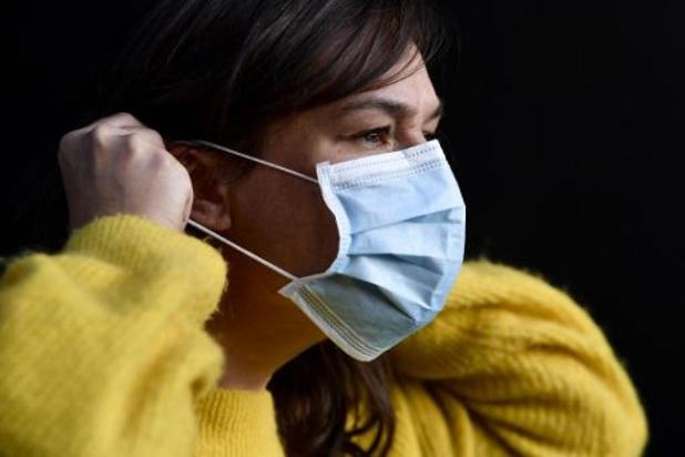 WHO past richtlijn aan: 'Draag stoffen mondmasker als afstand houden niet mogelijk is'