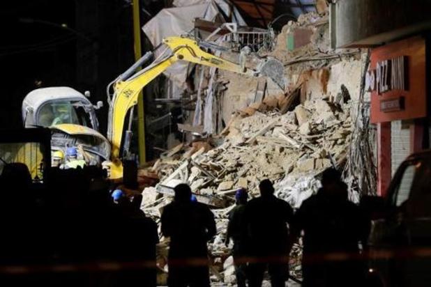 Explosie Beiroet - Zoektocht naar overlevende stopgezet