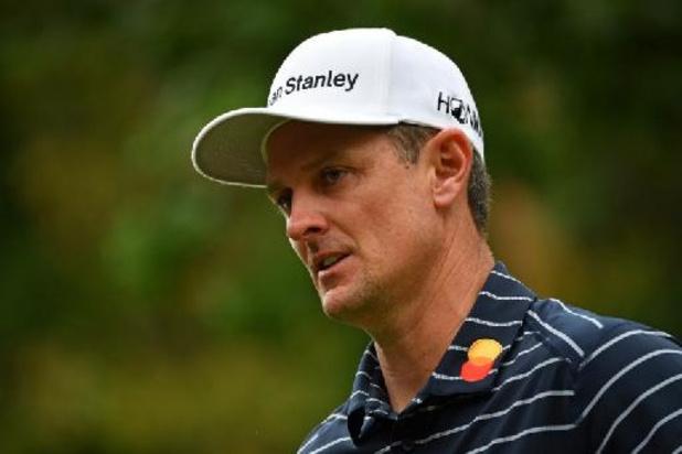 Masters Tournament golf - Justin Rose blijft leider na tweede ronde
