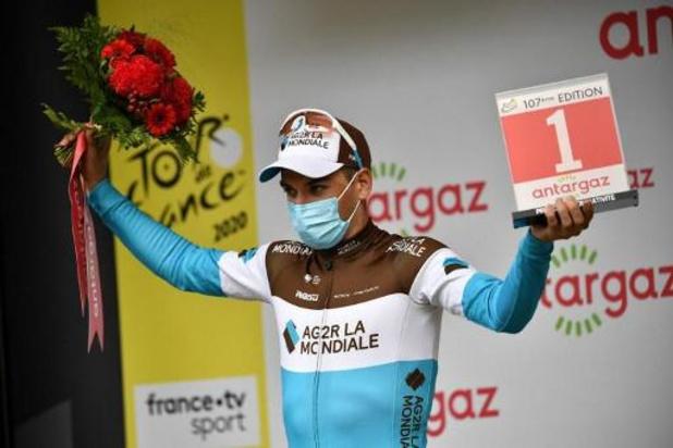 Tour de France - Franse ritzege dankzij Nans Peters, favorieten laten bergop in kaarten kijken