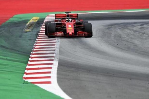 Formule 1 - Na McLaren geven ook Ferrari en Williams hun akkoord om tot 2025 aan boord te blijven